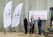 Borgmester Stén Knuth (V), Troels Christensen (I), og Arne Juul fører spaderne.